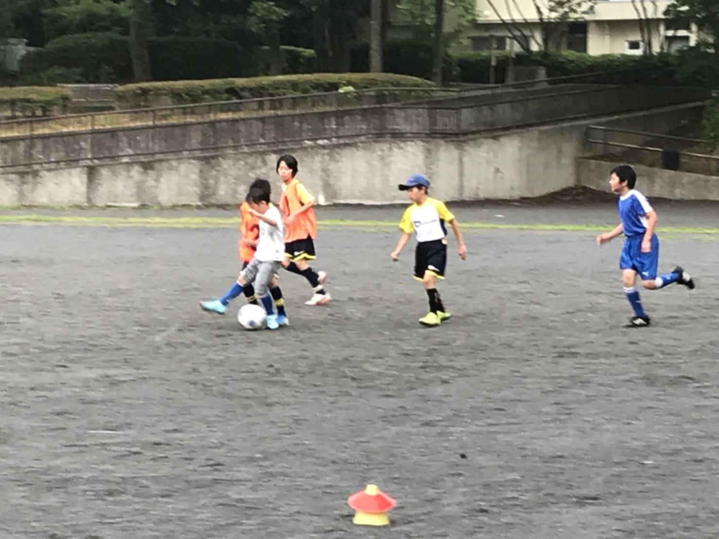 ボクちゃんサッカー